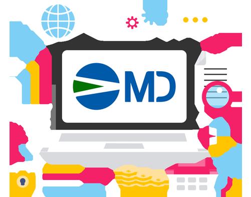 Dịch vụ thiết kế web của MDWeb có gì?